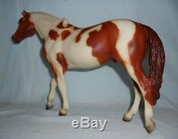 Breyer Horse Vintage Rare 1988 SR LE Ruby & Wildfire Mustang 1000 made
