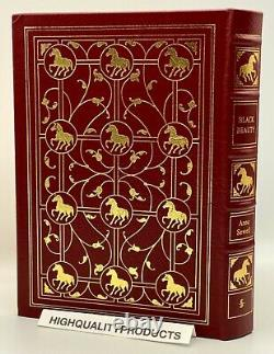 Easton Press BLACK BEAUTY Collectors LIMITED VINTAGE Edition LEATHER Horses RARE