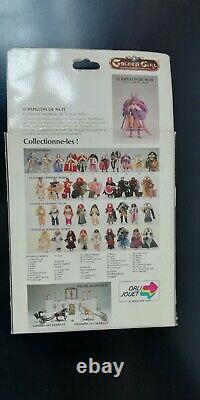 Golden Girl rare Lot Figure And Horse Galoob toys Vintage Orli Jouet 1984
