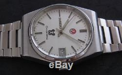 Nice & Rare Vintage Rado Green Horse Automatic Swiss Made Watch
