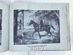 Portraitures Of Horses & Other Animals By George Ford Morris 1952 Rare Vintage