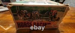 RARE Vintage Horse Racing Game Shinsei Hong Kong Battery Operated Antique