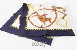 Rare Authentic Gucci %100 Silk Large Scarf Made in Italy