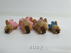Sylvanian Families Rare Baernwald Forest pony Horse Figures Hard To Find