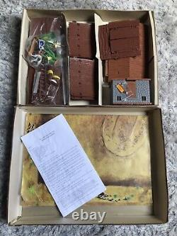 TIMPO TOYS VINTAGE USA 7th CAVALRY BOXED WILD WEST FORT WORTH SET EXC RARE