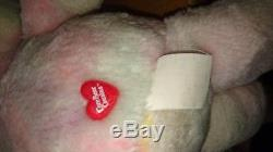 ULTRA RARE Vintage Noble Heart Horse 13 Plush Care Bear Cousin 1984 by Kenner