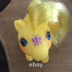 Vintage 1987 My Little Pony G1 MLP Mail Order BABY DANCING BUTTERFLIES Rare