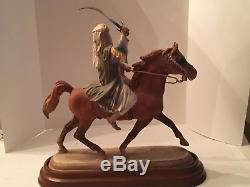 Vintage Extremely Rare Beswick Horse Bedouin Arab Model 2275 Excellent 1970