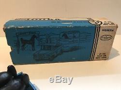 Vintage Mini Tonka Toy Horse Trailer/Pickup Set #82 In Box. Collectible Rare