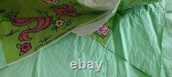 Vintage My Little Pony G1 Tent 1986 Hasbro Rare Play House, Play Tent