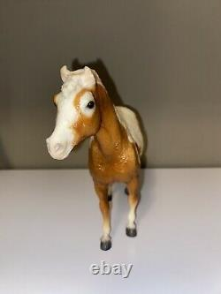 Vintage Rare Breyer Horse Glossy 4 Eyed Misty Of Chincoteague Chalky