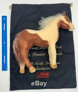Vintage Steiff 667435 American Painted Horse Last Frontier Limited Ed /1500 RARE