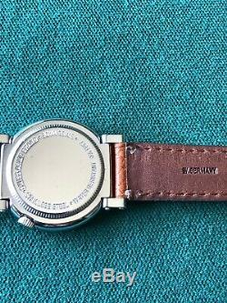 Vintage Swiss Army Cavalry DELTA Watch. Very Rare And Unique 90s Watch. 37 mm