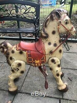 Vintage mobo horse Rare! Look