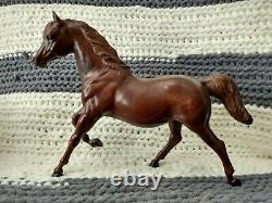 Woodgrain Running Mare Breyer Traditional Vintage Collectible Rare Model Horse